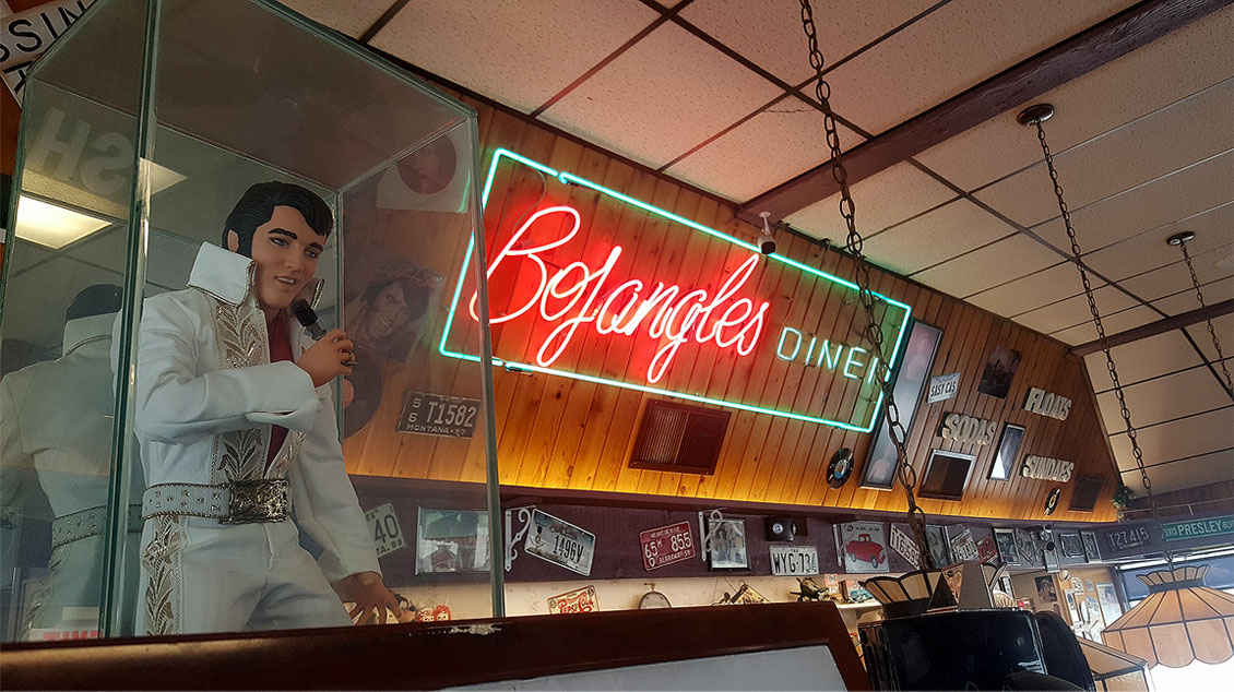 Bojangles 50's Diner  Kalispell - Serving Breakfast All Day